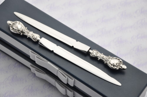 Antique Letter Openers.Antique Silver Letter Openers The Sheffield Cutlery Shop